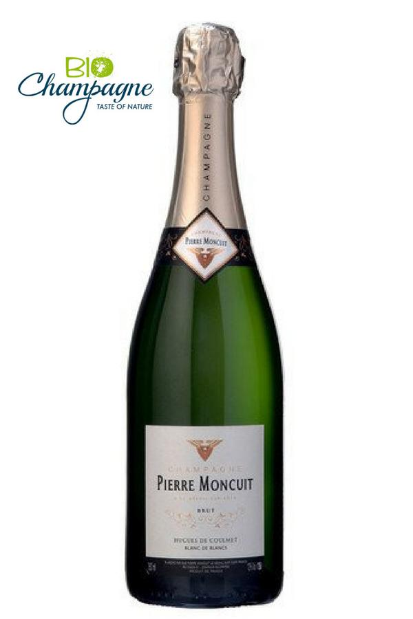 Lo champagne Pierre Moncuit